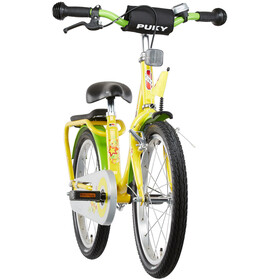 Puky Z8 - Bicicletas para niños - 18 Zoll amarillo